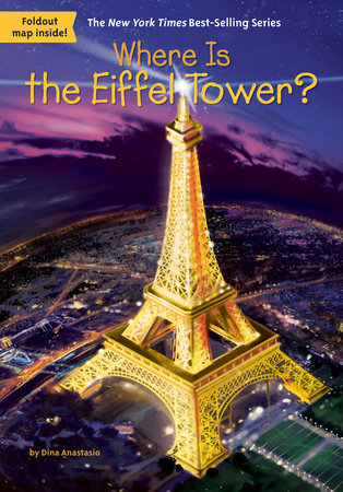 what city is the eiffel tower in