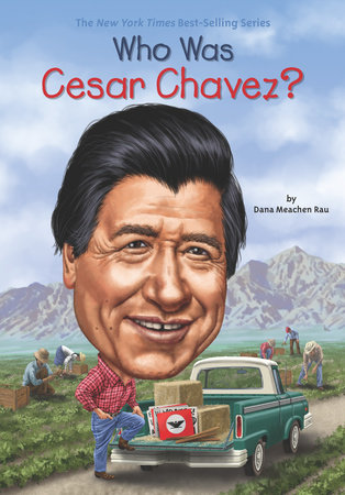 who was cesar chavez who hq